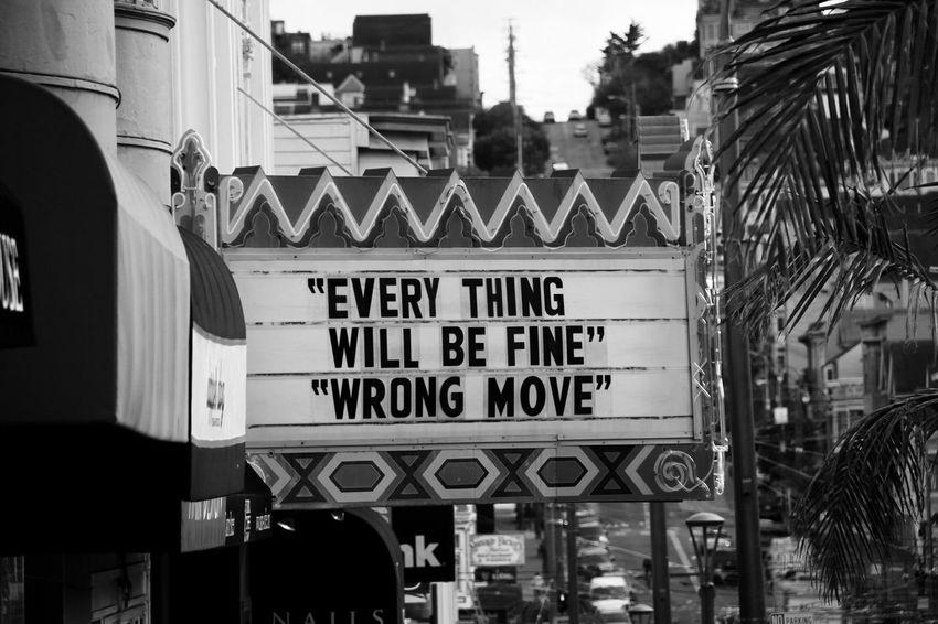 Sign MOVIE Castro