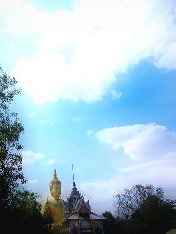 Unseenthailand LargestintheWorld Buddha Statue Greatfather วัดม่วง จังหวัดอ่างทอง หลวงพ่อใหญ่ พระพุทธมหานวมินทร์ศากยมุนีศรีวิเศษชัยชาญ