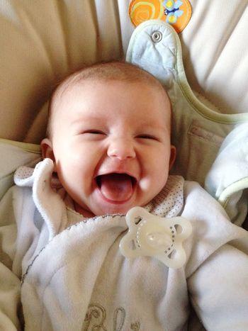 Smile ❤️❤️ Baby Babygirl Smile My Daughter Mum Love