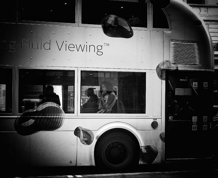 Thoughts Feel The Journey London City Life City Street Streetphotography Moment Of Silence Thoughts?  Commuters Quiet Bus Blackandwhite Photography Transportation Transportation Vehicle People Photography People And Places EyeEmNewHere The Street Photographer - 2017 EyeEm Awards