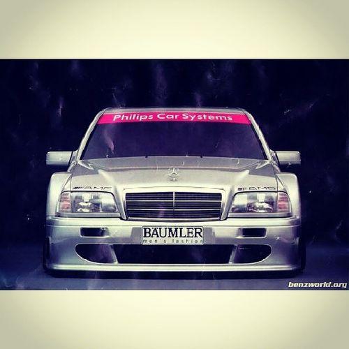 My next goal. DTM Racecar W202 AMG