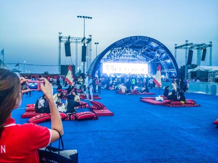 Bahrain International Circuit Formula 1 Bahrain Tourism Concert Carpets Pete Box