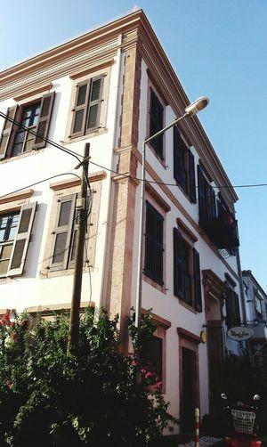 Turkey Balikesir Cunda Island Old Old House Enjoying Life Hanging Out Ayvalik 🐚🐳🐬🏊 Good Morning✌♥