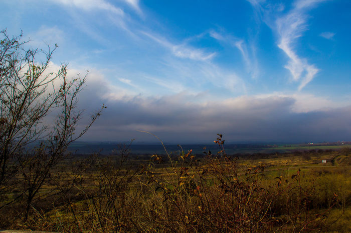Borsod-Abaúj-Zemplén Wood Boldogkőváralja Cloud - Sky Clouds And Sky Colour Landscape Sky