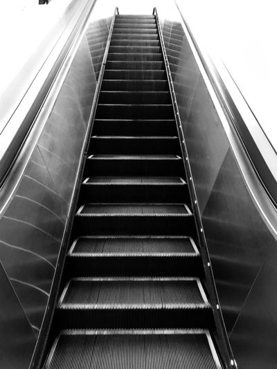 Stairway to Hell Steps And Staircases Modern Staircase Built Structure Architecture Technology Steps Convenience Low Angle View Day No People Indoors