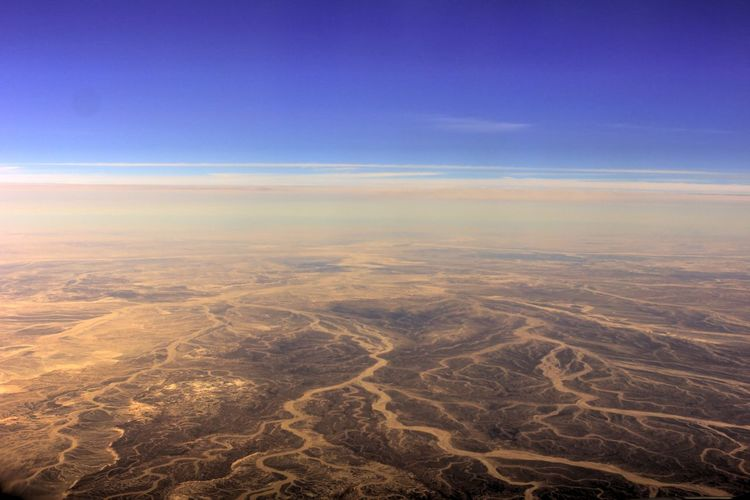 Flying near the borders of Iraq -Colors Beautiful Hello World Summer Travel Photography Travel Travelling EyeEm Gallery EyeEm Best Shots EyeEm Best Edits Sky Desert Skyviewers Iraq Flight Pattern Patterns A Bird's Eye View