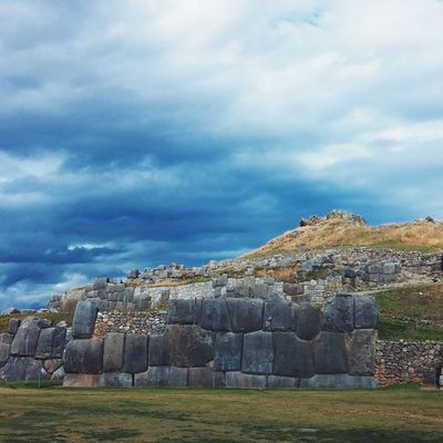 Still can't believe I'm in Peru . This is Saqsayhuamán 😁 Cusco Travel 365grateful