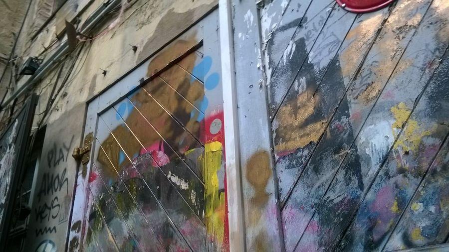 Art Berlin Colorful Day Graffiti Multi Colored No People Streetart Wall Wall Art