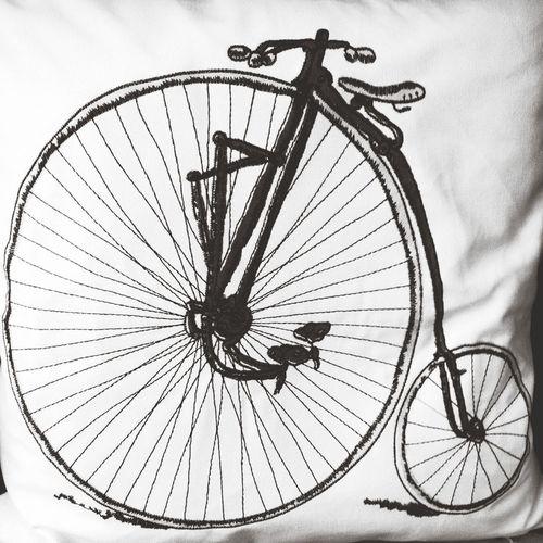 Bike Sketch Drawing Black And White