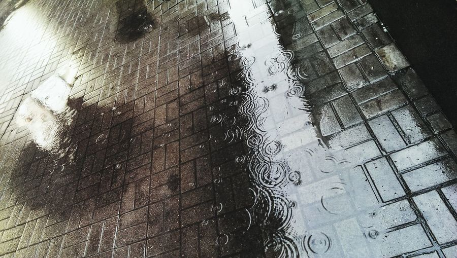 Puddle Water