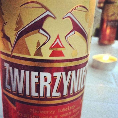 Beer Piwo Zwierzyniec Pils fun like