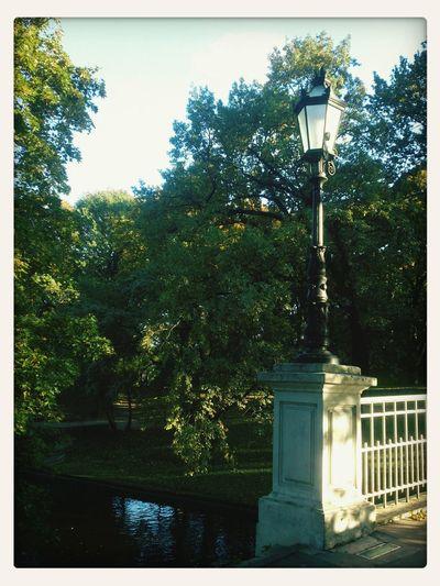 Flashback Park Lantern Bridge
