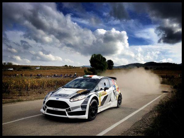 2015 WRC Rally RACC-Rally de España SS21 Guiamets 2 [Els Guiamets] Pauric Duffy/Kevin Glynn - FORD Fiesta R5 rally car, Catalonia, Spain. Wrc Wrc Championchip Rally Car Spain♥ Spain ✈️🇪🇸 SPAIN WRC 2015 Wrcrally Rally Rallye Mororsport Motorsport Motorsports