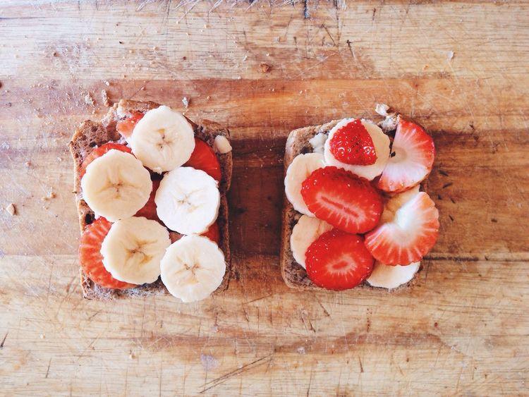 My Favorite Breakfast Moment Healthy Fruit