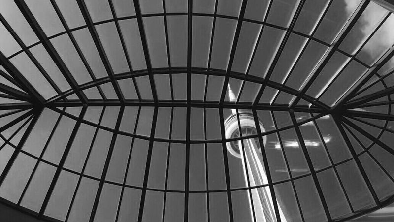 @djarts took this shot from inside the Metro Toronto Convention Centre. Bestoftheday Towers Architecturelovers Citiyview EyeEm Best Edits Architectureporn Blackandwhite EyeEm Best Shots Toronto Architectural Detail