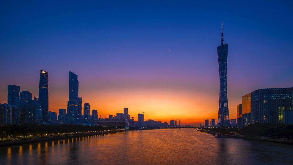 好心情(1) EyeEm Selects Building Exterior Built Structure Architecture City Office Building Exterior Sky