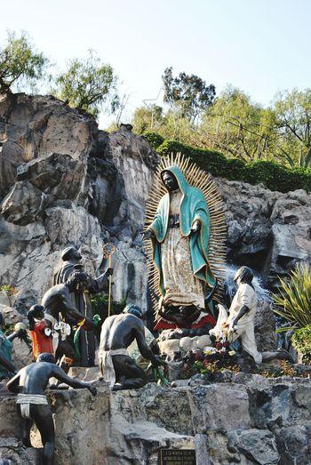 Mexico Guadelupe Monastery Monastery Of Santa Maria De Guadelupe