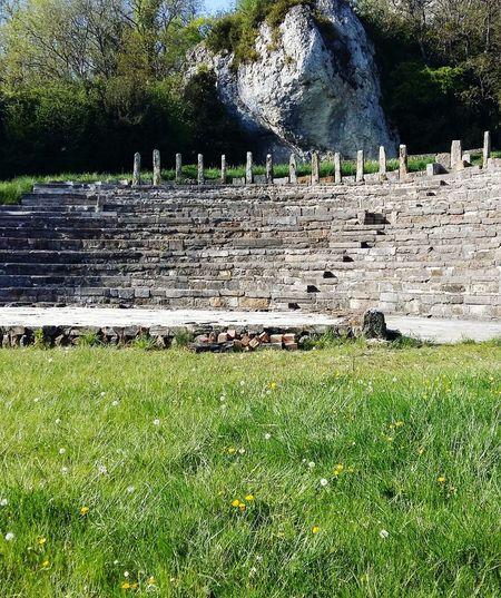 Theater theatre romain / Mont Rome Watching