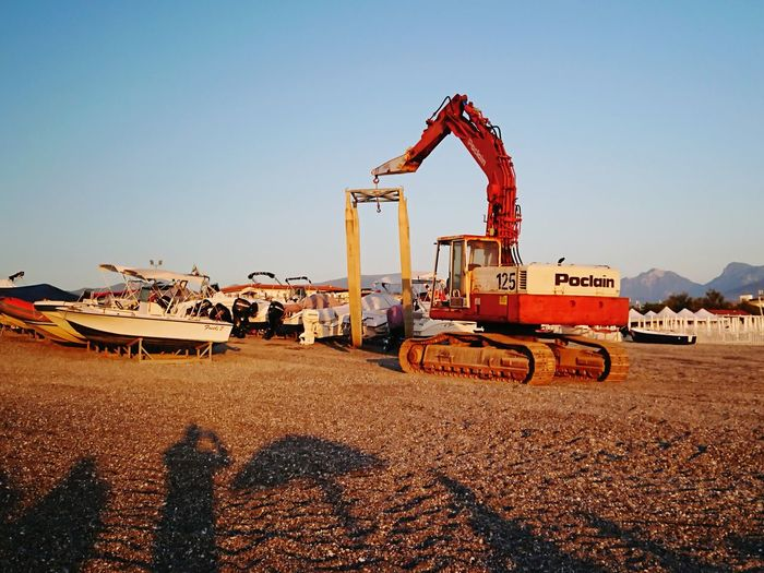 Shadow Beach Seaside Calabtia EyeEm Selects Oil Pump Industry Drilling Rig Environmental Issues Sunlight Fuel And Power Generation Sky Construction Machinery Shore Sand Beach Umbrella