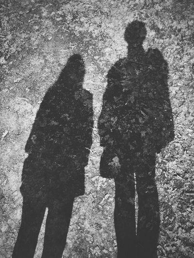 Friends Shadows B&w People First Eyeem Photo