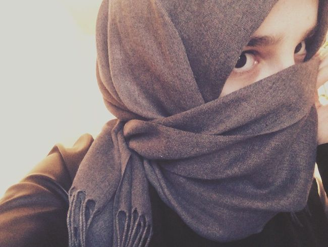Me Selfie EyeemSelfie Selfportrait Muslimah Hijabi