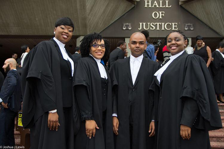 Guaduation Stillife Smiling Beautiful People Life Events Trinidad And Tobago Hallofjustice Lawyer