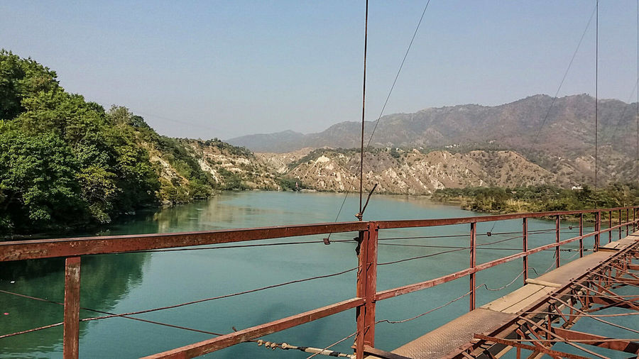 Miles Away Nangal Handola_Bridge Uniqueplace Bluewaters The Great Outdoors - 2017 EyeEm Awards