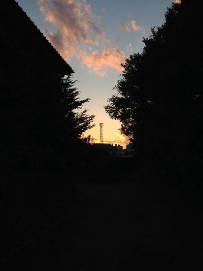 おやすみなさい Good Night For U 夕暮れどき Photo