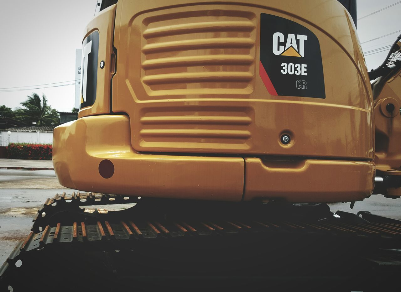 transportation, yellow, mode of transport, land vehicle, car, day, no people, outdoors, close-up, sky