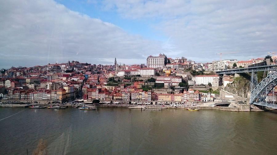 Scenic view of cityscape