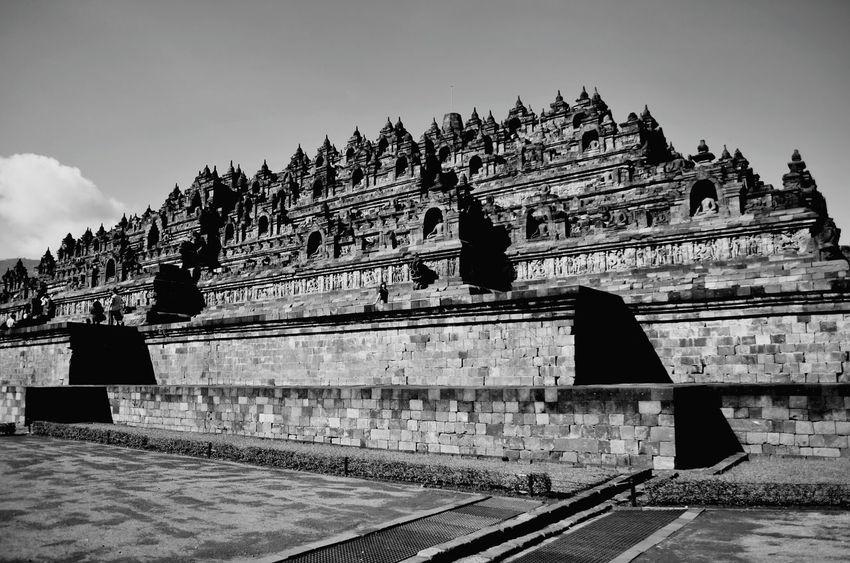 Borobudur temple Borobudur Jogjakarta Jogja Yogyakarta INDONESIA
