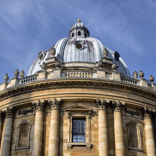 Built Structure Architecture Building Exterior Window Dome Façade History City Oxford Camera, Oxford The Camera Camera Oxford City Radcliffe Camera The Radcliffe Camera