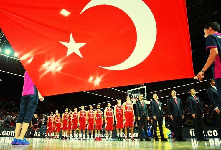 TÜRKIYE Basketbol Ceyrek final <3