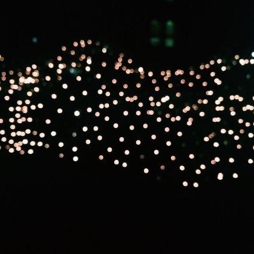 Lights. Shine bright.