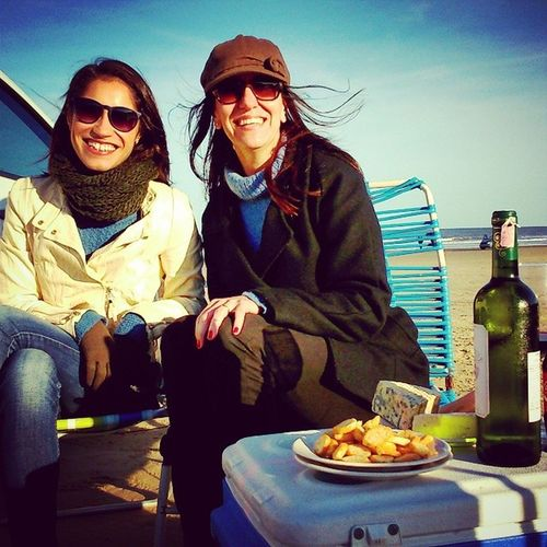 O melhor picnic!!! Queijosevinhos Vivelafrance Quefrio ! AiHojeTemConcerto