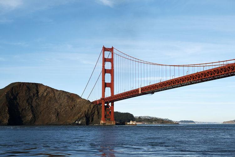 Golden Gate Bridge A6000 Bridge - Man Made Structure Zeiss32mmf18