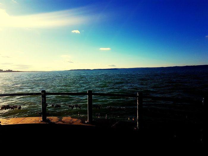 No People Sea