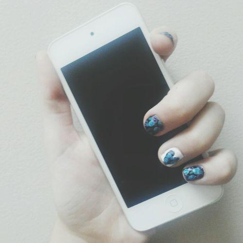 《Ipod5》《flower nails》