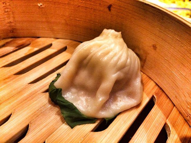 上海蟹のみそのショーロンポー