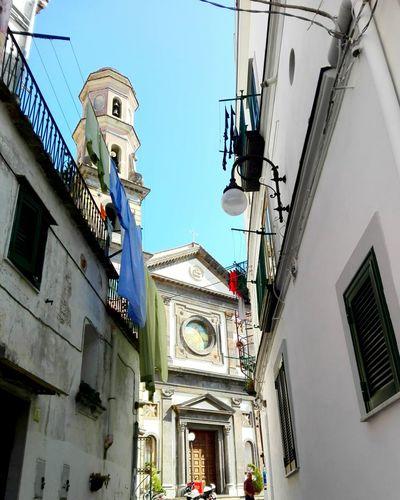 Architecture Vietri Architecture Summer2016 Duomo Di Vietri