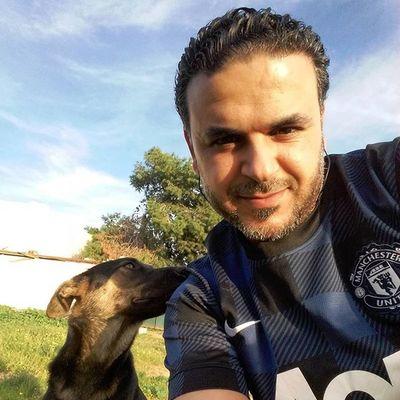 Wasama Dog Janzour Tripoli Libya وسامة كلب جنزور طرابلس ليبيا