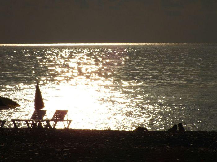 Batumi Adjara Blacksea Byme Light Seaside Sea And Sky Sea