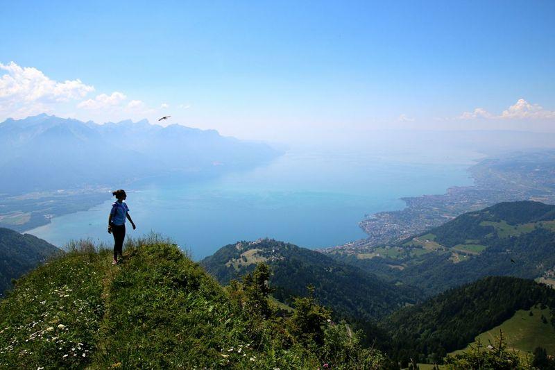 Jaman, Switzerland Feel The Journey