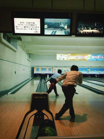 Hanging Out Bowling(: Enjoying Life