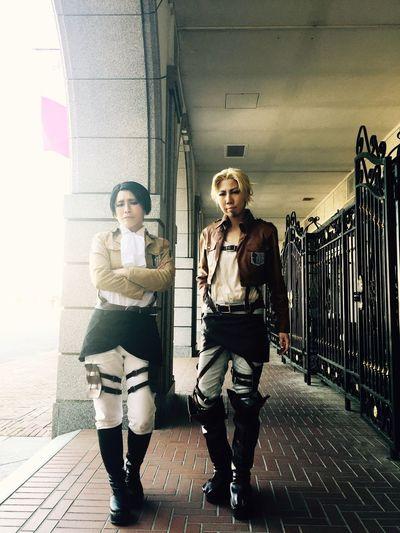 ShingekinoKyojin Cosplay Costume Enjoying Life Anime Comic Attack On Titan