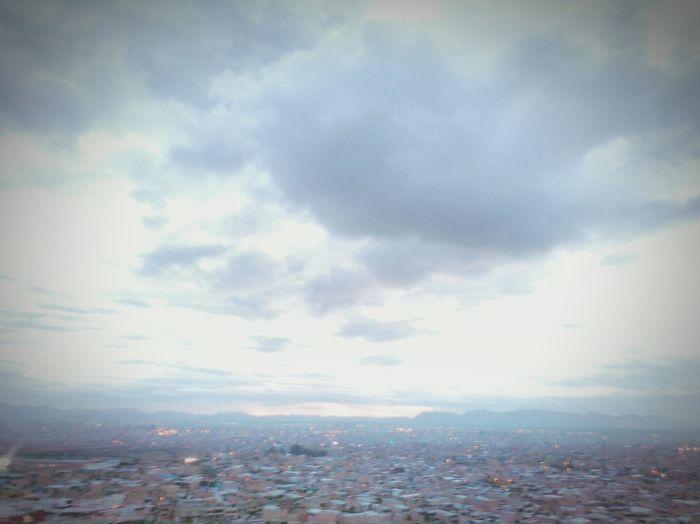 Bogotá Bogotacity Atardecer Hello World Olakease? Buenalarata