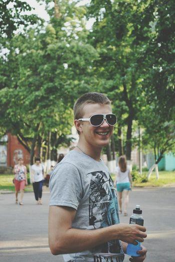 Me Myself Summertime Glasses Smyle