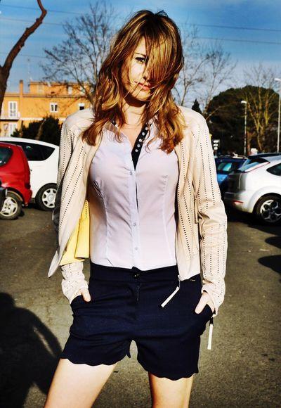 Photo Abbigliamento Modelgirl Phalex Shooting Moda Fasion Girls