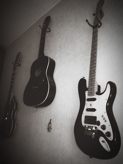 Guitars My Wall