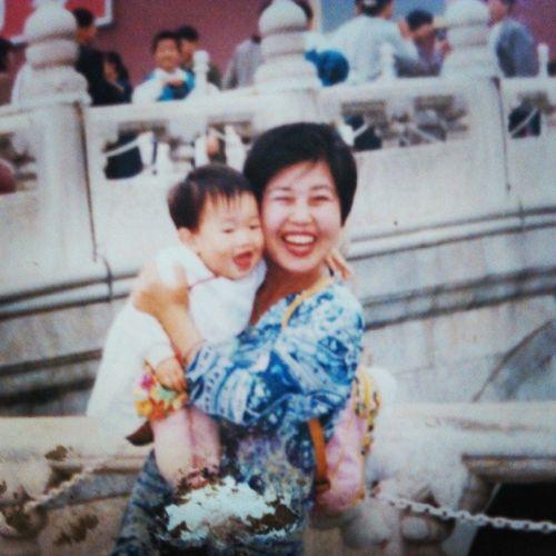 我和我妈~